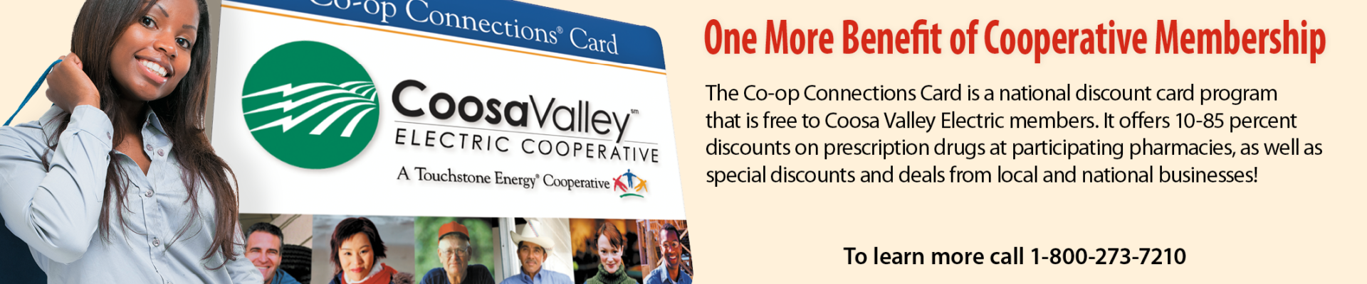 One more benefit of cooperative membership