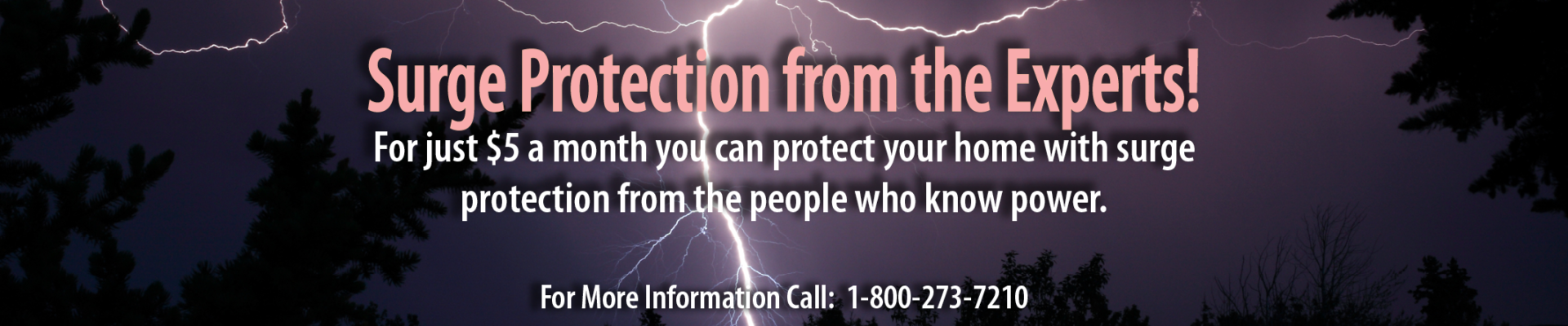 Surge protection from the experts